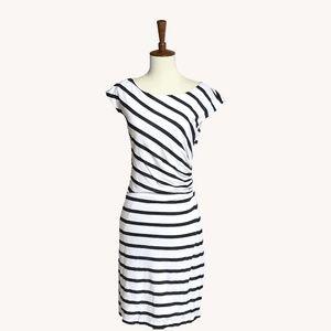 LOFT Dresses - NWT Loft Striped Dress
